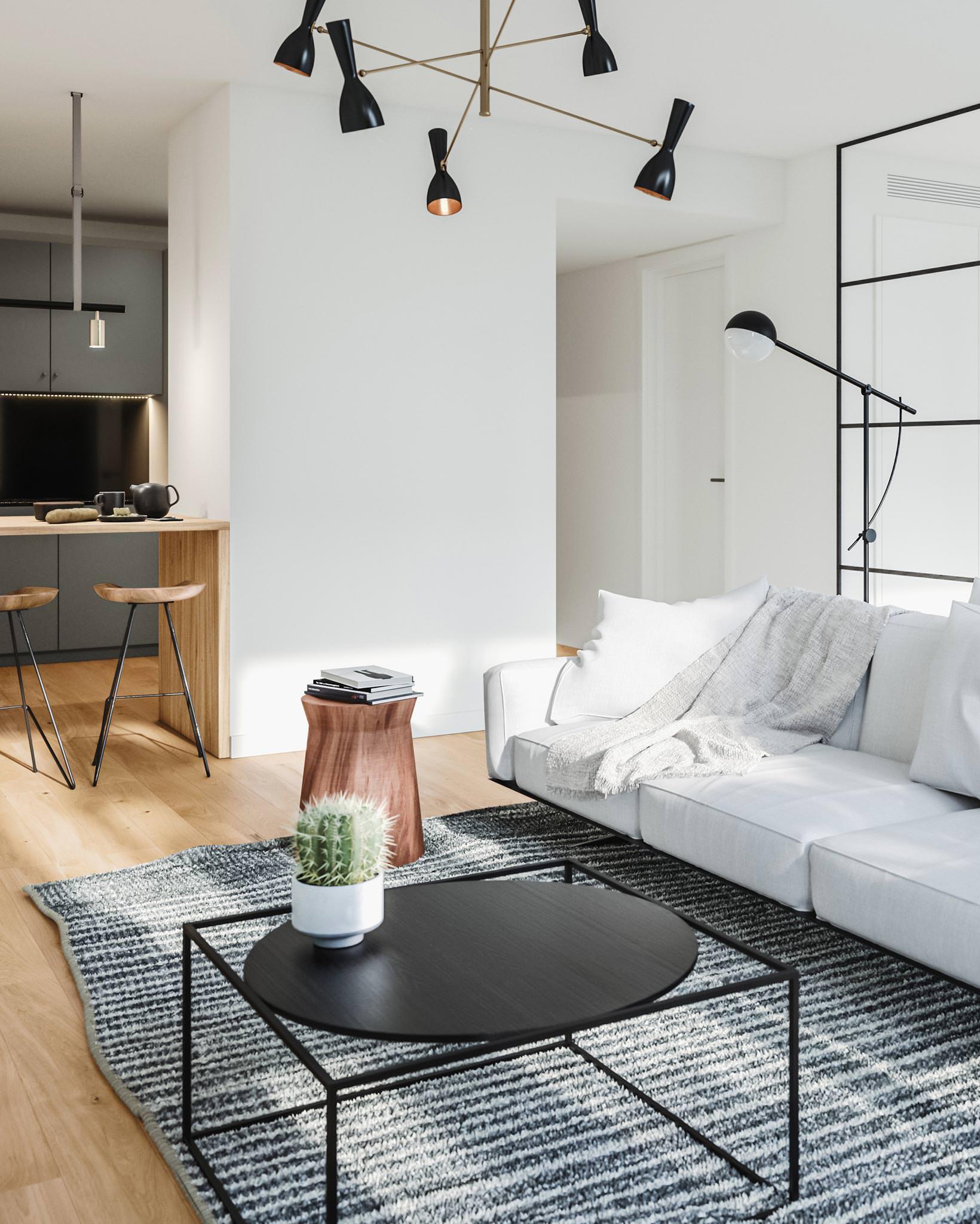About Lumino Lisbon - Living Room